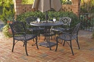 4 Things to Consider When Shopping for Cast Aluminum Outdoor Furniture