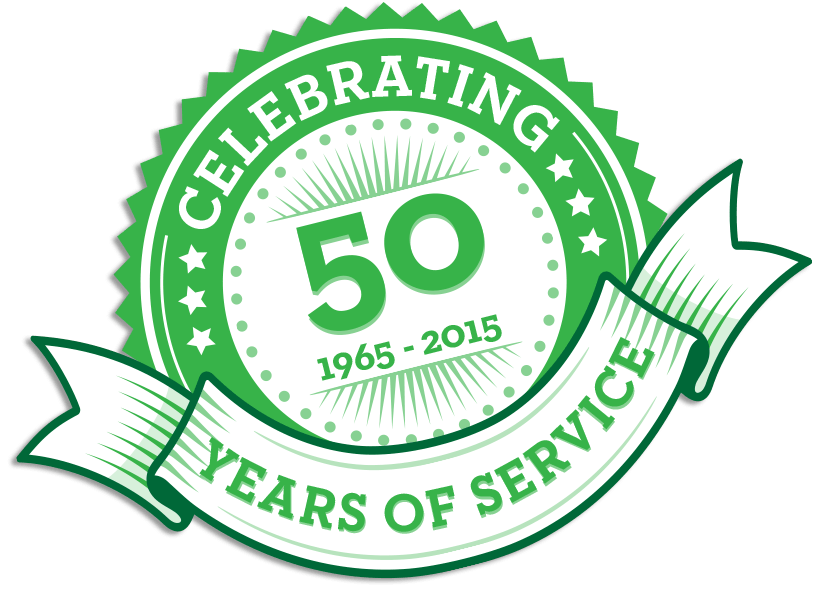 Patio Comfort<span>50 years of service</span>