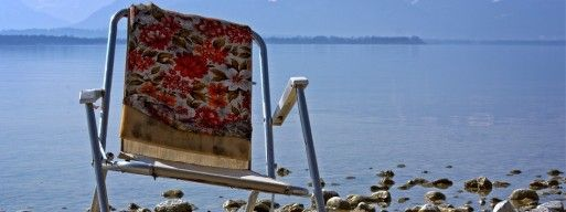 Replace or repair your patio chair?