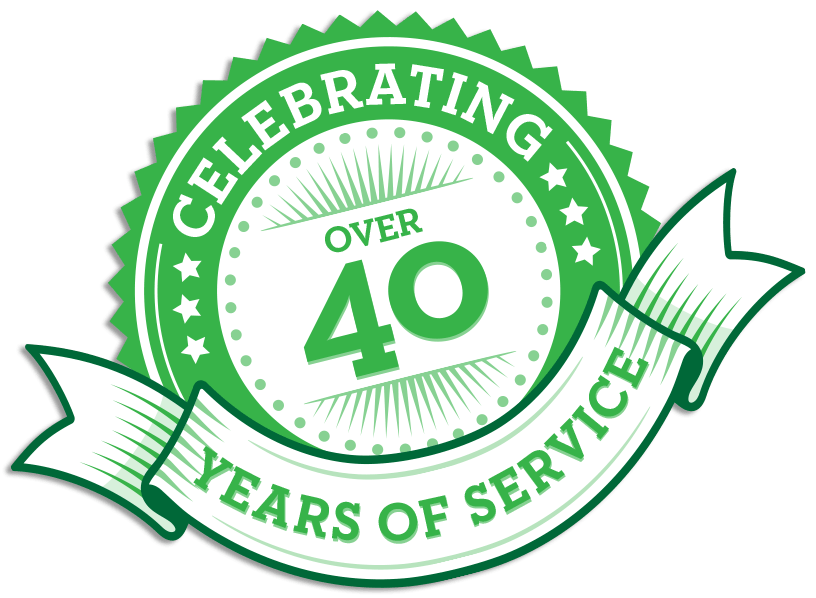 Patio Comfort<span>Over 40 years of service</span>