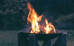 Firepits are an excellent addition to backyard enjoyment in the summer. But since firepits are like an outdoor fireplace, you need to take the same fire safety precautions as you would any other appliance with flames.